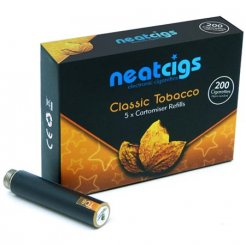 Neatcigs tobacco cartridges