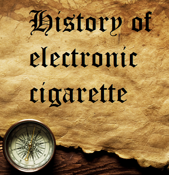 History of Electronic cigarette