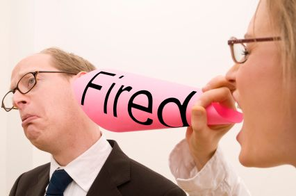 fired for using an e-cig