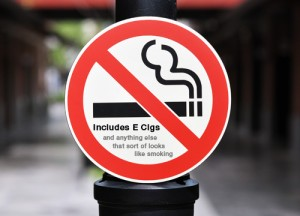 Health Officials Now Want To Ban Electronic Cigarettes