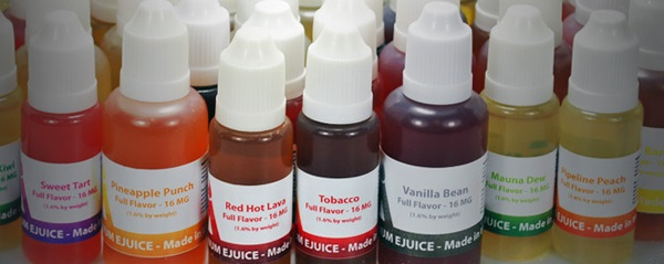 Flavoured E-Cigarettes They key to becoming a non-smoker