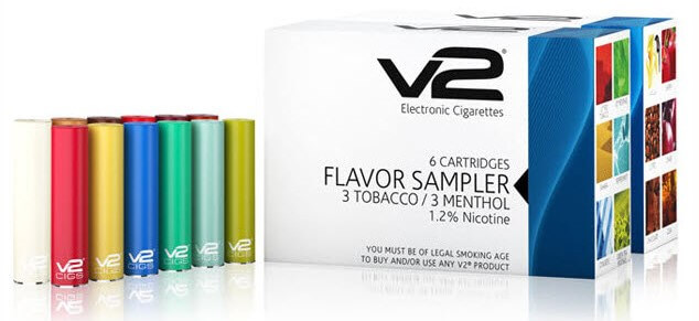 flavours and cartridges