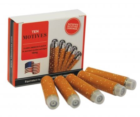 10 motives cartridges