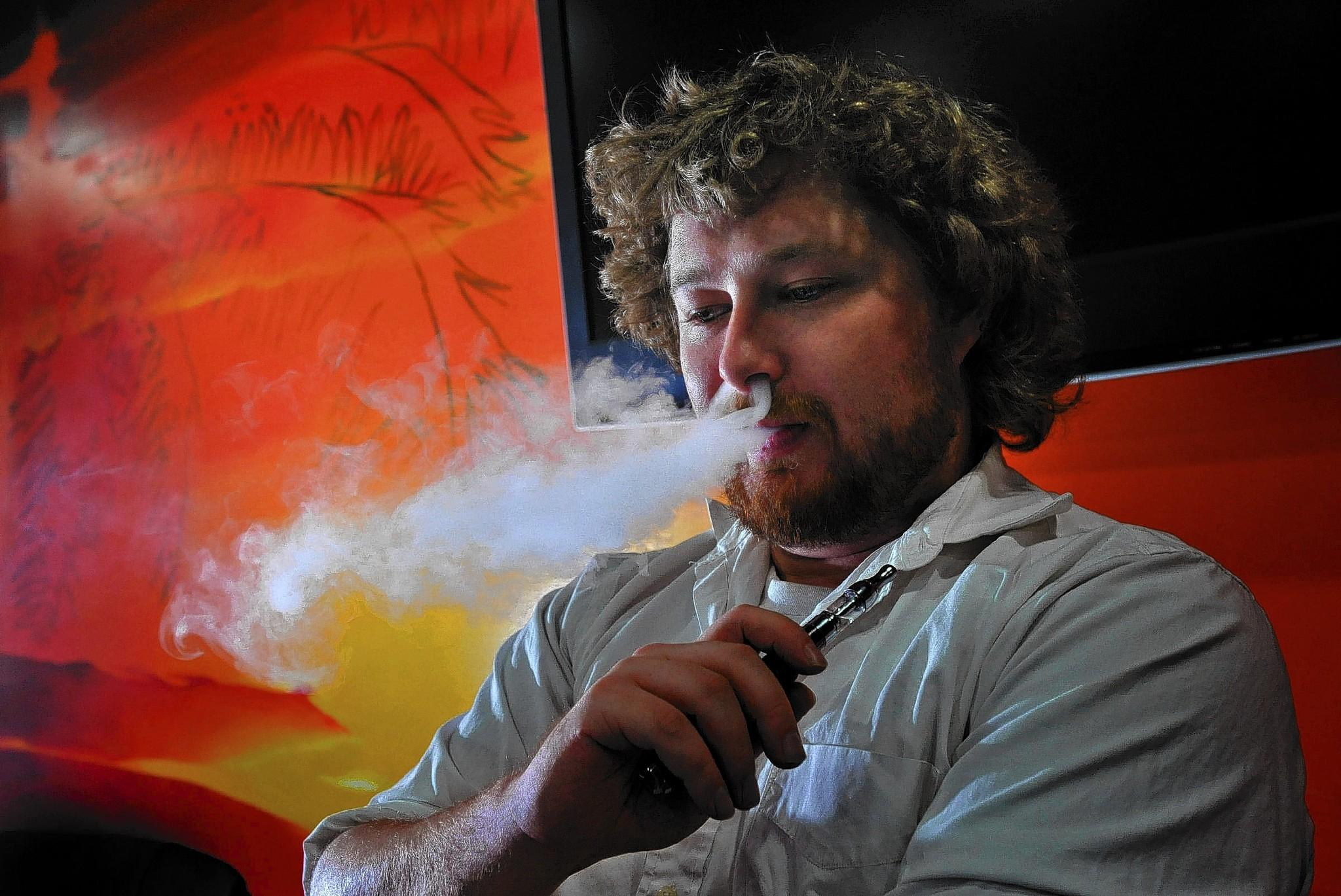 Electronic Cigarettes might save multiplied millions of lives
