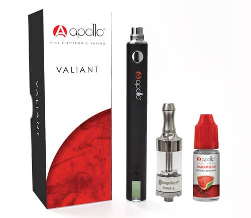 apollo e-cigarette review