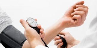 vaping helps to get normal blood pressure