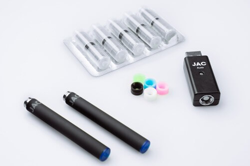 basic jac vapour starter kit